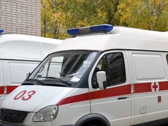 В Набережных Челнах малыш выпал из окна жилого дома