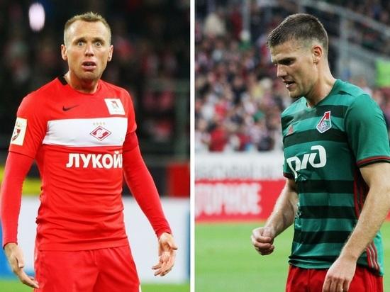 """Капитаны, на выход: Глушаков – к Карпину, Денисов – в """"Зенит"""""""