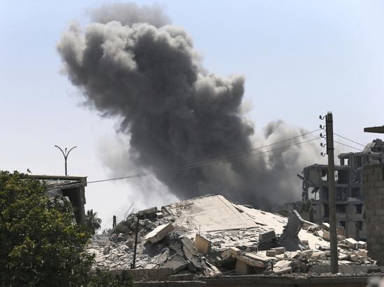 Среди убитых в Сирии террористов нашли уроженцев Кавказа