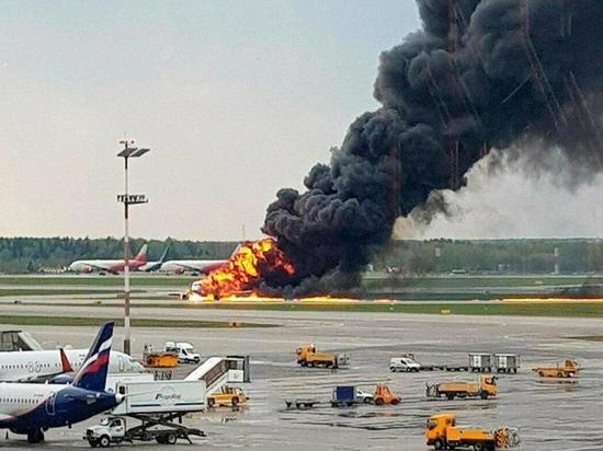 """""""Папочка, не умирай"""": пассажир сгоревшего SSJ100 рассказал о мистическом видении"""