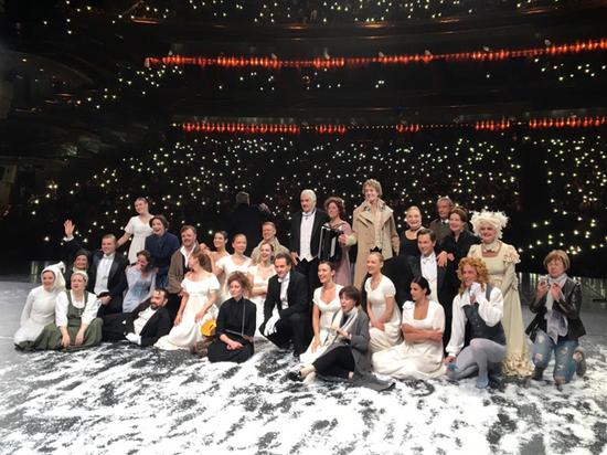 В Шанхае открылся фан-клуб Вахтанговского театра