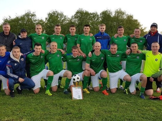 «ВДВ-Купол-ПЭМЗ» стал обладателем Суперкубка Пскова по футболу