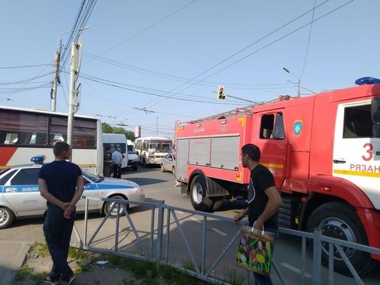 В Рязани вновь эвакуировали ряд торговых центров и автовокзал из-за анонимных сообщений о минировании