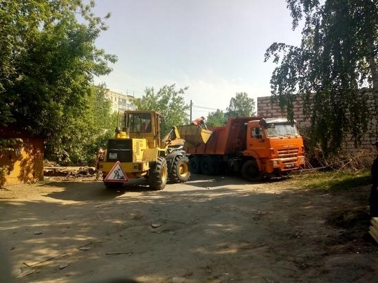 Новую дорогу построят в Сормовском районе Нижнего Новгорода