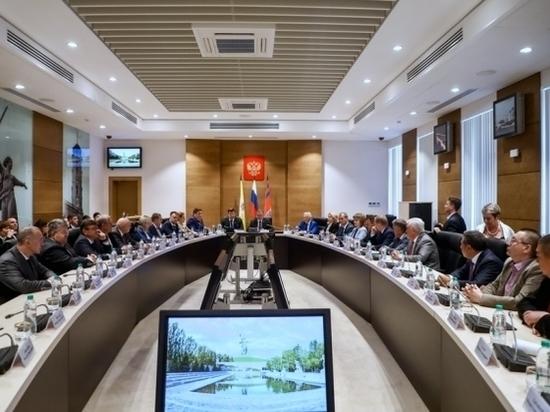 Волгоградский и Ставропольский парламент договорились сотрудничать