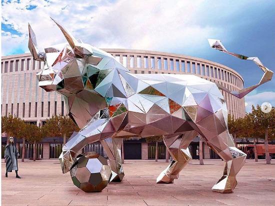 Краснодарские дизайнеры разработали проекты скульптур для парка у стадиона Галицкого