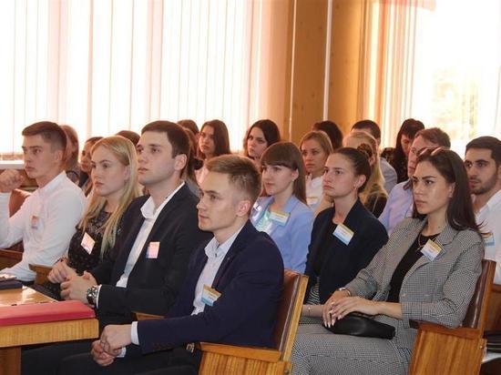 Студенты-управленцы отправились на практику в Кущёвский район