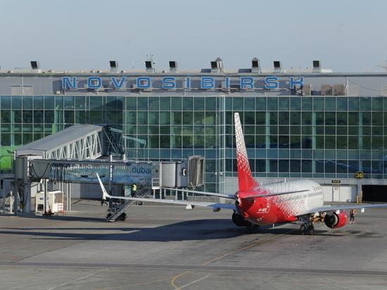 Пьяный пассажир избил пилотов самолета Новосибирск-Москва