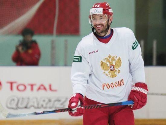 Илья Ковальчук: Игра с Италией - шанс забить, почувствовать уверенность