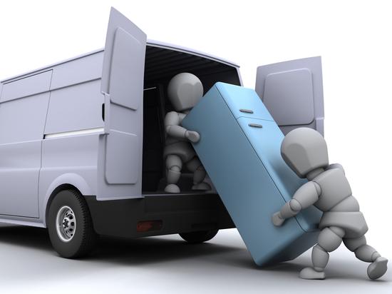 Житель Калининграда заказал грузовик, чтобы украсть холодильник из Светлогорска