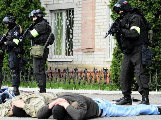 В Воронежской области учебные «террористы» захватили здание УГИБДД
