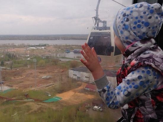 48 часов в Нижнем Новгороде