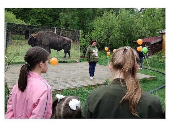 Школьники из Серпухова участвуют в экологической спартакиаде