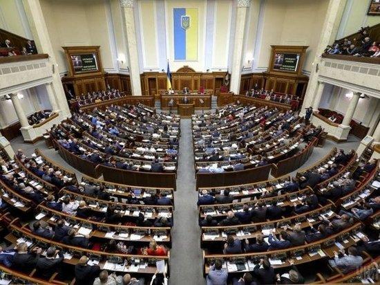 Рада рассмотрит семь постановлений о дате инаугурации Зеленского