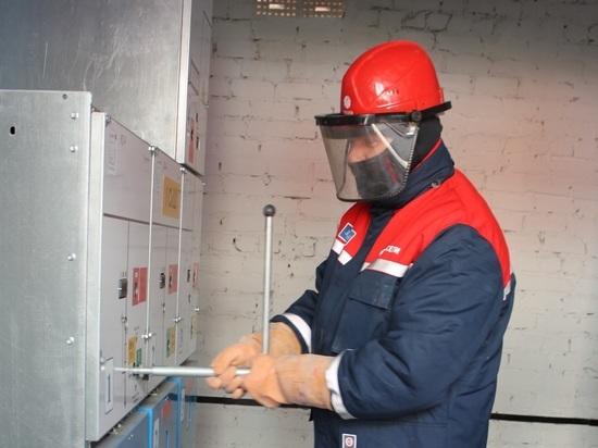 Энергетики восстановили электроснабжение потребителей в микрорайоне Железняки