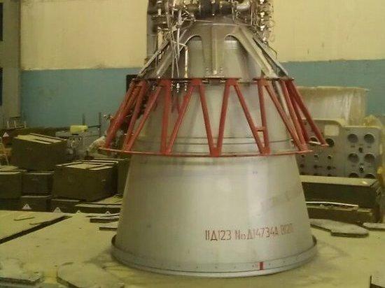 Россия вывела с Украины производство двигателя РД-120