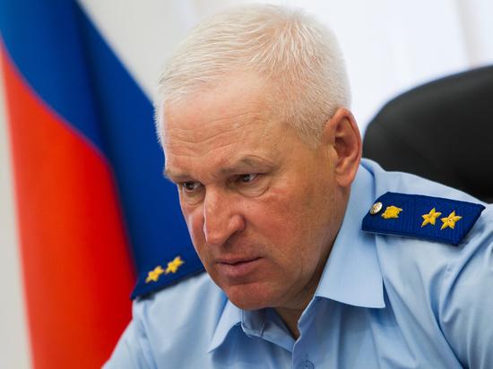 Прокурор Калининградской области заработал за год более 3 млн рублей