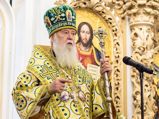 Филарет анонсировал новый раскол украинского православия