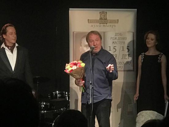 В Доме Булгакова впервые вручили премию «Рукописи не горят»