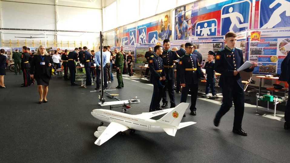 На фестивале «Старт в науку» представили разработки по космической разведке