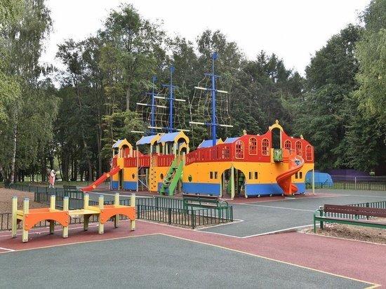 Где в Ярославле ребенок может активно поиграть