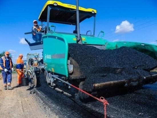 Трассу в Быковском районе отремонтируют к сентябрю 2019 года