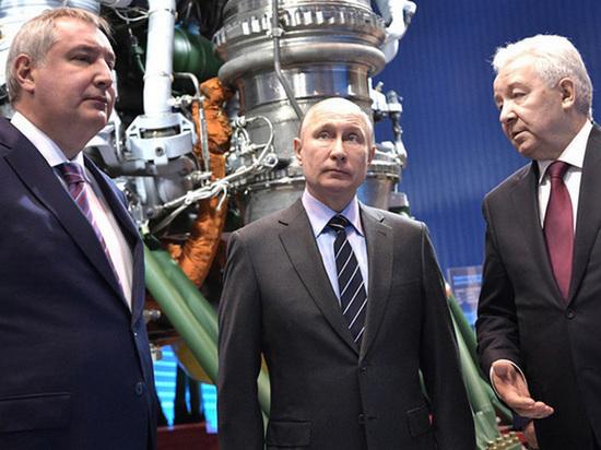 Дмитрий Рогозин пообещал избавить космическую отрасль от скверны