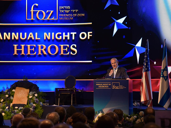 Состоялась церемония в честь первой годовщины открытия американского посольства в Иерусалиме