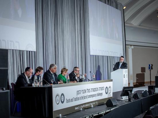 Раввин Гольдшмидт: Ограничение религиозных прав не имеет ничего общего с правами человека