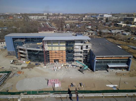 Хабаровский Дворец единоборств примет спортсменов в конце года
