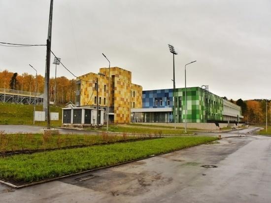 Красноярцы смогут заниматься спортом на кластере «Радуга»
