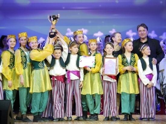 «Восточная сказка» в Казани принесла юным ивановцам высшую награду