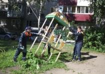 В Ярославле готовится массовый снос детских городков во дворах