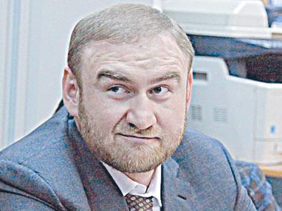 Арестованный сенатор Арашуков жалуется на питание и