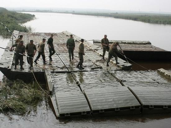 В Ярославской области будет построен понтонный мост