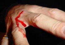 Окровавленный мужчина зашел в автобус в пригороде Барнаула
