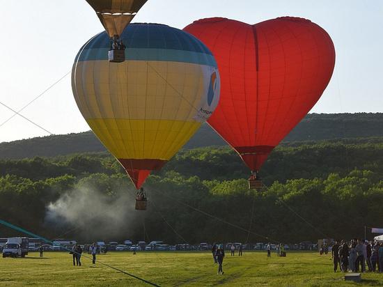 На фестивале воздухоплавания под Краснодаром гости смогут подняться в небо