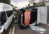 В Уфе произошла авария с участием автобусов – есть пострадавшие