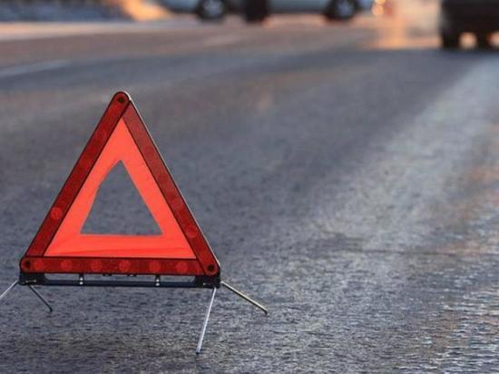 В Иванове столкнулись внедорожник и мотоцикл