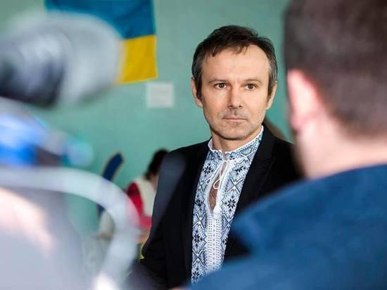Музыкант Вакарчук объявил о создании своей партии на Украине