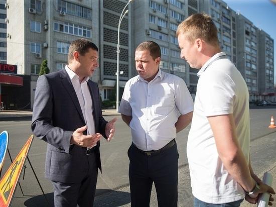 В Краснодаре отремонтируют въезд в город с улицы Суворова
