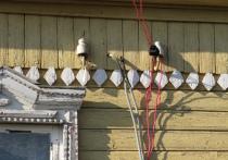 Энергетики вычисляют воров электричества