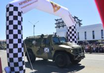 В Туве снова пройдет «Военное ралли»