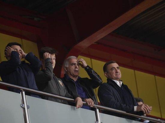 Губернатор Дюмин назвал неоднозначным пенальти в ворота «Арсенала»