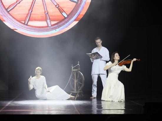 Детскому хореографическому ансамблю «Машенька» исполнилось 25 лет