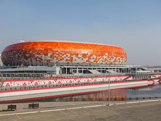 В Саранске обсудили подготовку к матчу Россия - Сан-Марино