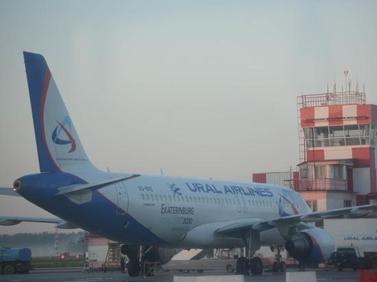 С начала года «Уральские авиалинии» перевезли более 2,5 миллионов пассажиров