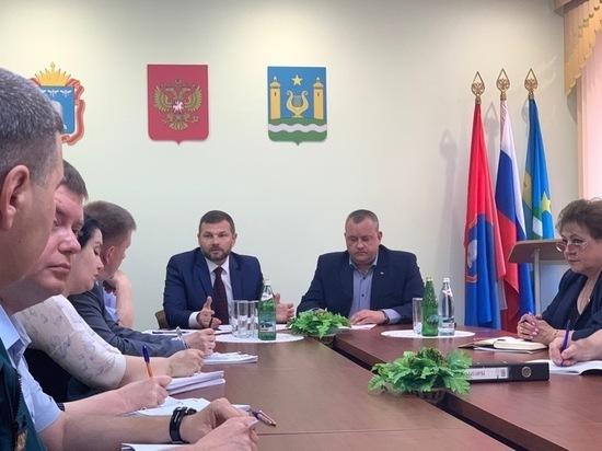 В Тамбовской области прошло совещание по довыборам в областную Думу