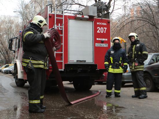 Взрыв в московском Институте химии: пострадали две женщины