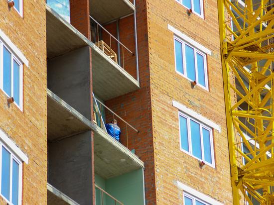 В Мордовии за год построили более 4000 квартир
